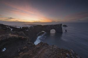 Dyrholaey before Sunrise, Iceland by Niki Haselwanter