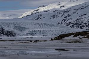 Foothills of Vatnajokullgletschers in Iceland by Niki Haselwanter