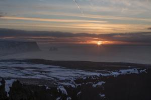 Sunrise at Dyrholaey, Iceland by Niki Haselwanter
