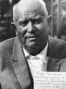 Nikita Khrushchev, 1971