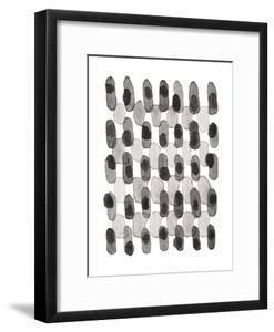 Grey Slate I by Nikki Galapon