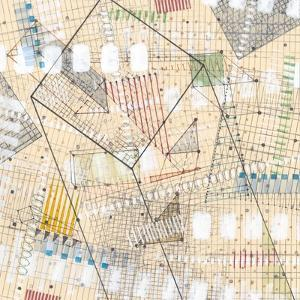 Grid Lines II by Nikki Galapon