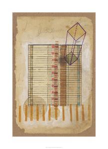 Grid & Parallelogram by Nikki Galapon
