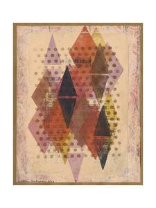Inked Triangles II by Nikki Galapon