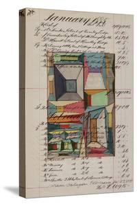 Journal Sketches VII by Nikki Galapon