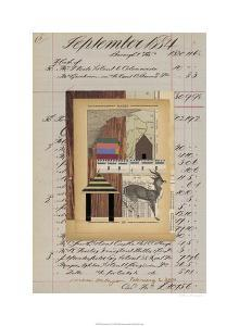 Journal Sketches XV by Nikki Galapon