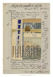 Journal Sketches XVI by Nikki Galapon