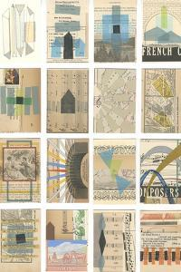 Mid Century Grid I by Nikki Galapon