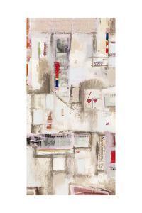 Plans Four I by Nikki Galapon