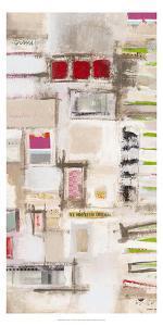 Plans Four II by Nikki Galapon