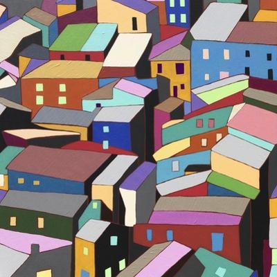 Rooftops I by Nikki Galapon