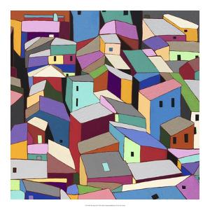 Rooftops II by Nikki Galapon