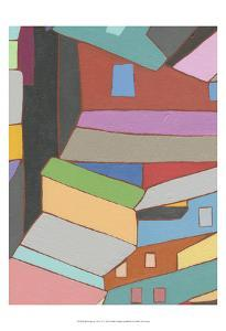 Rooftops in Color VI by Nikki Galapon