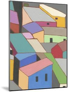 Rooftops in Color VII by Nikki Galapon