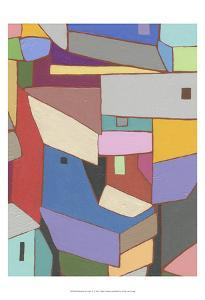 Rooftops in Color X by Nikki Galapon