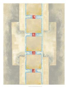Squares in Line II by Nikki Galapon