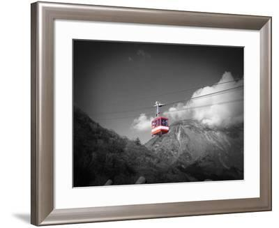 Nikko Air Trolley-NaxArt-Framed Art Print