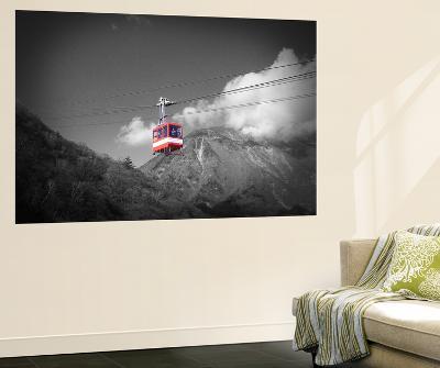 Nikko Air Trolley-NaxArt-Wall Mural