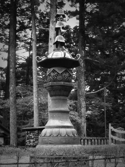 Nikko Sculpture-NaxArt-Art Print