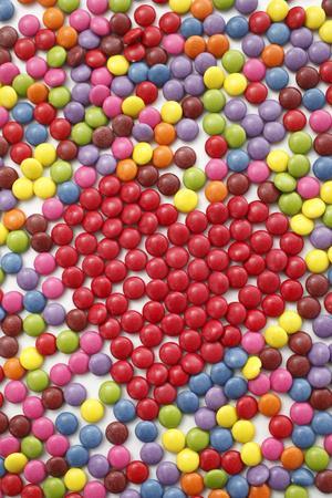 Chocolate Beans, Heart Shape