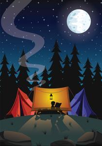 Camping by Nikola Knezevic