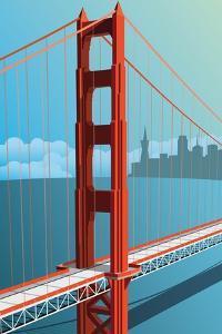Golden Gate Bridge by Nikola Knezevic