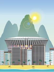 Rio Landmark by Nikola Knezevic