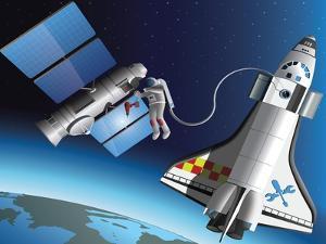 Space Service by Nikola Knezevic