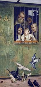 There Is Life Everywhere, 1888 by Nikolai Aleksandrovich Yaroshenko