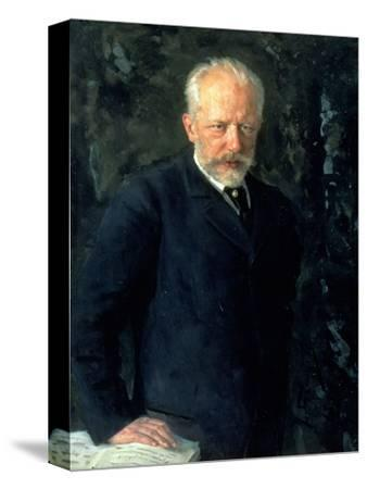 Portrait of Piotr Ilyich Tchaikovsky (1840-93), Russian Composer, 1893