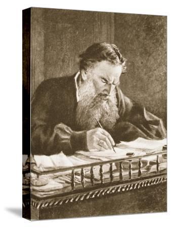 Leo Tolstoy