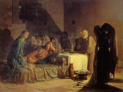 The Last Supper, 1863