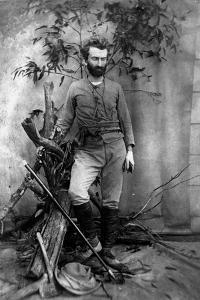 Nikolai Nikolaevich Miklukho-Maklai, Russian Anthropologist, Queensland, Australia, C1880