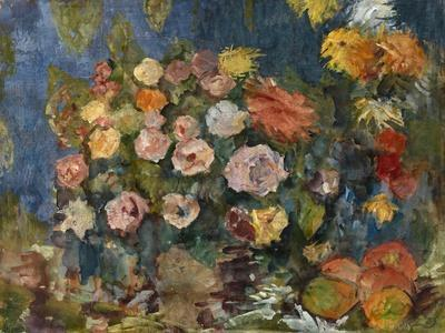 Still Life with Flowers and Fruit, 1907
