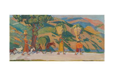 The Sabine Hills, 1909-1912