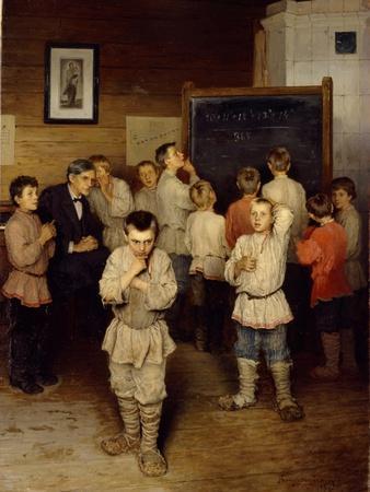 Mental Calculation at Primary School, 1895