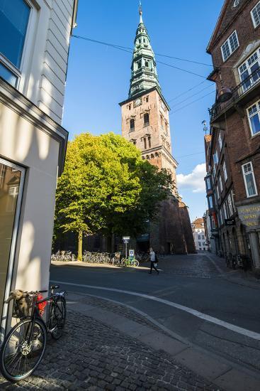 Nikolaj Church, Copenhagen, Denmark-Michael Runkel-Photographic Print