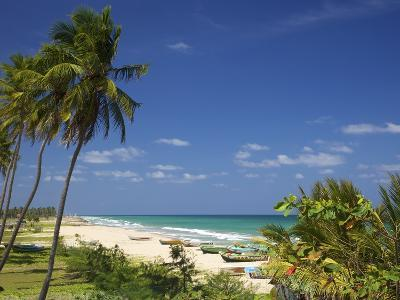 Nilaveli Beach and the Indian Ocean, Trincomalee, Sri Lanka, Asia-Peter Barritt-Photographic Print
