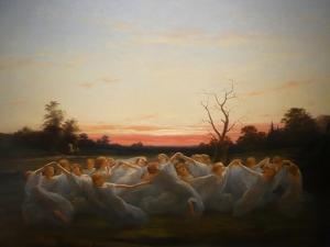 Meadow Elves (The Fairies of Meado) by Nils Jakob Blommér