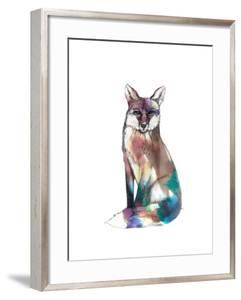 Spirit Fox by Nina Dogmetchi