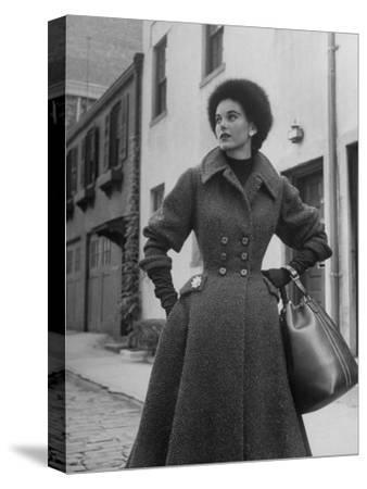 Women's Tweed Fashions
