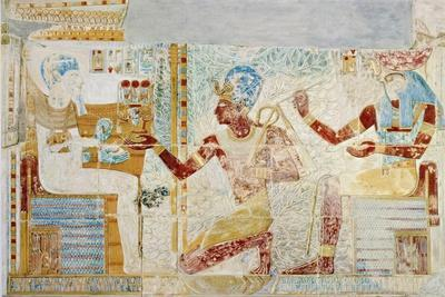 Ancient Egyptian Painting, 1936