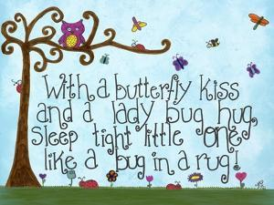 Butterfly Kiss by Nina Marie