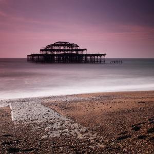 Brighton Pier by Nina Papiorek