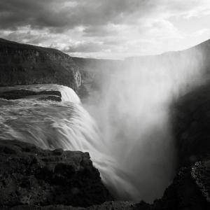 Iceland Gullfoss by Nina Papiorek