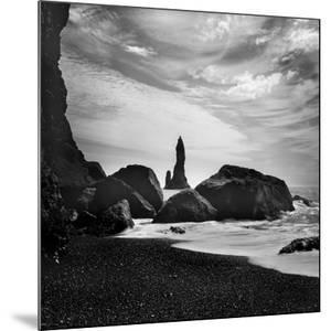 Iceland Vik Rocks by Nina Papiorek