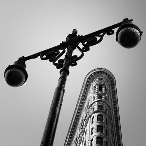NYC Flat Iron by Nina Papiorek
