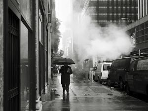 NYC Rain by Nina Papiorek