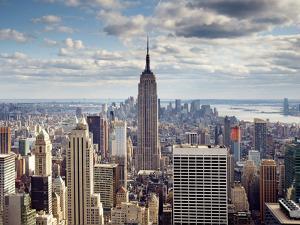 NYC the Empire by Nina Papiorek