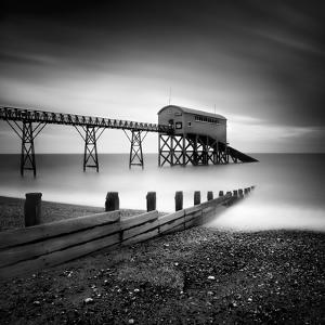 Selsey Lifeboat Station II by Nina Papiorek